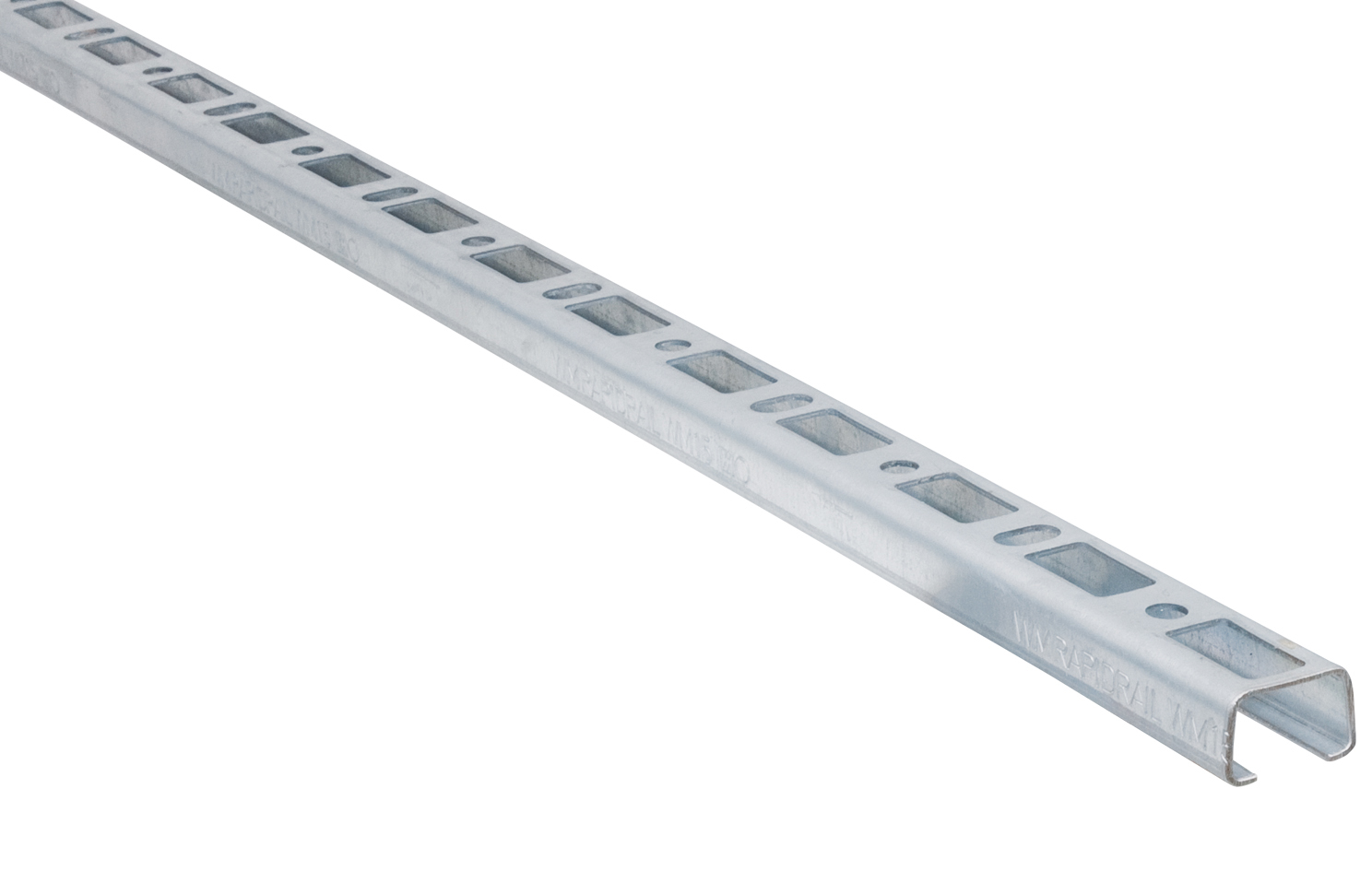 "10"" BIS RapidRail® Fixing Rail suspension and support"