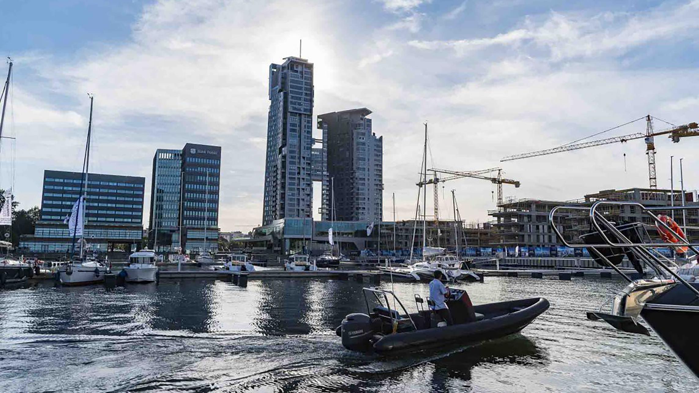 Luksusowe Apartamenty Yacht Park-1
