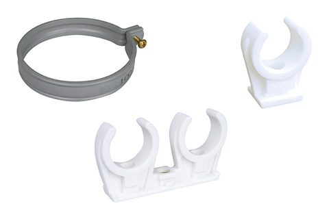 Pipe Fixing and Accessories - Pipe Fixing - Plastic Clamps - Plastic Clamps.jpg