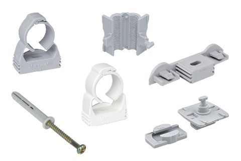 Pipe Fixing and Accessories - Pipe Fixing - Plastic Clamps - starQuick.jpg