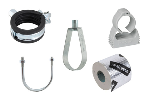 Pipe Supports and Accessories