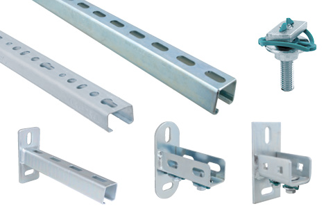 Strut and Rail Systems