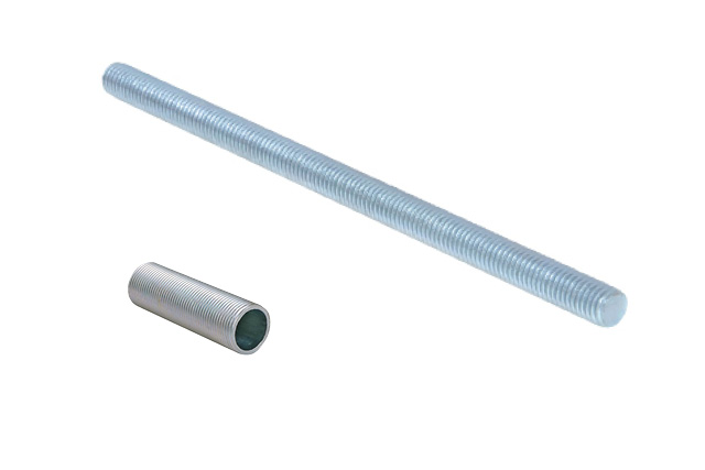 Threaded Rods and Tubes