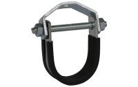 Rubber Lined Clevis Hanger
